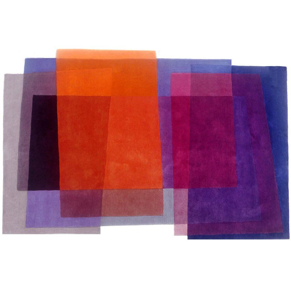 Colourful Rugs London - Josef Albers Rug